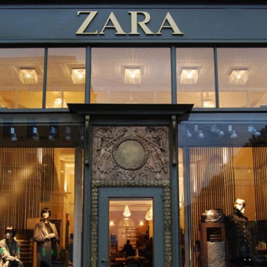 modaes, крупные испанские производители текстиля, такие как inditex (марки zara, bershka, pull and bear и др